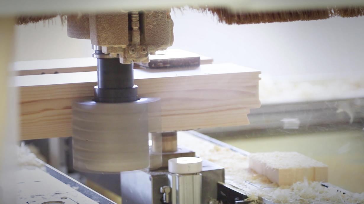 Ausbildung Holzmechaniker