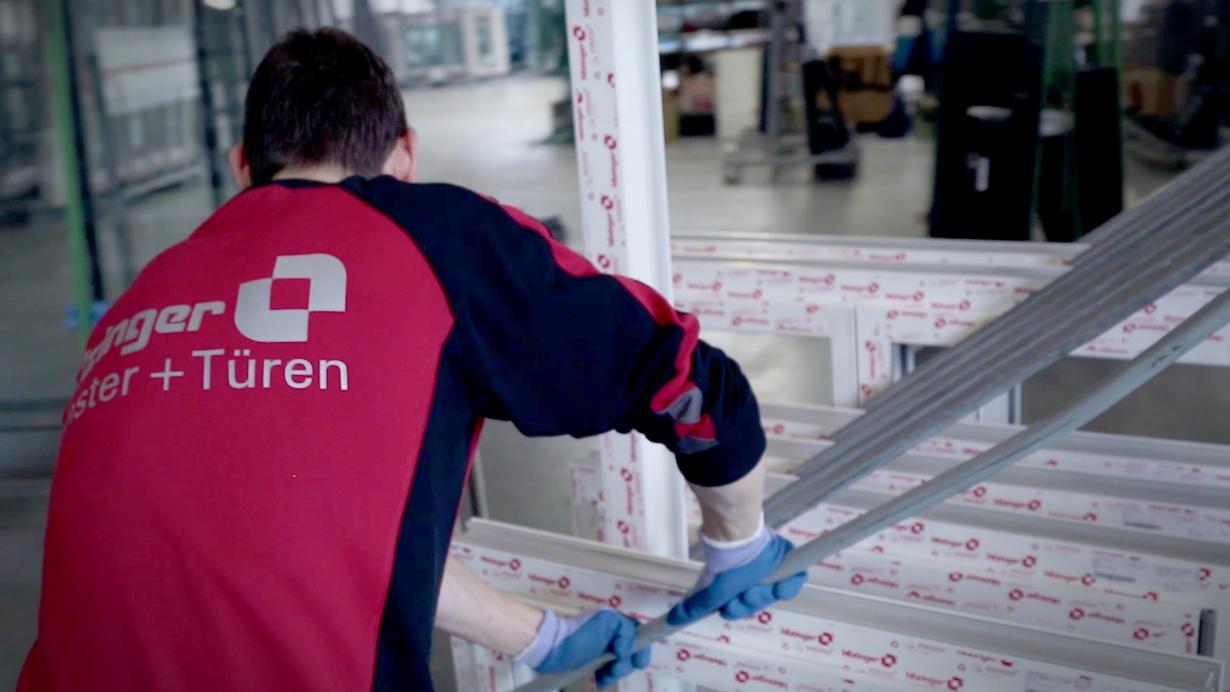 Hilzinger Ausbildung Fensterbau